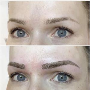 Eyebrows  Feathering / Micro-blading