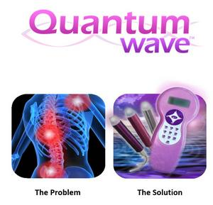 Quantumwave Lasers is exhibiting at The Health and Wellness Show