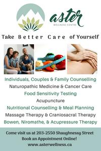 Aster Wellness Centre is exhibiting at The Health and Wellness Show