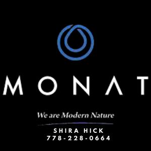 Monat is exhibiting at The Health and Wellness Show