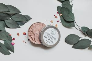 Pink Clay & Rose Facial Mask