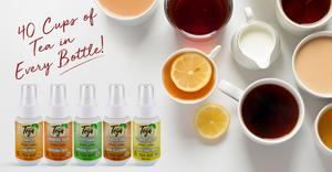 Nu-Tea Company is exhibiting at The Health and Wellness Show