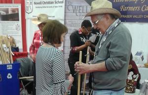 Fellowship of Christian Farmers-Canada is exhibiting at The Health and Wellness Show