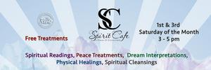 Spirit Cafe Abbotsford  is exhibiting at The Health and Wellness Show