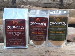 Zoomer's Myco Foods is exhibiting at The Health and Wellness Show