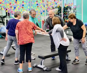 LIVE WELL Exercise Clinic  is exhibiting at The Health and Wellness Show